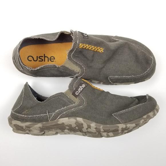 cushe Shoes   Cushe Canvas Surf Slipper